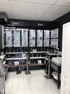 Boutique partenaire Riobel à Saint-Jérôme - Plomberie Sylvestre à Berthierville