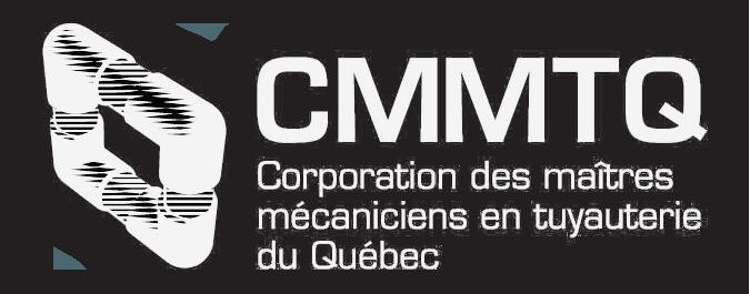 Logo de la CMMTQ - Les Entreprises Daniel Sylvestre Inc., Plomberie à Berthierville