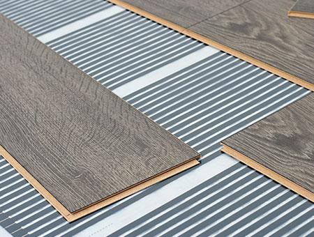 Vente et installation de plancher chauffant et plancher radiant à Joliette, Berthierville et dans Lanaudière - les Entreprises Daniel Sylvestre (Plombier à Montréal)